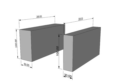 Maons de plom mao plom imbricados mao plom - Ladrillo refractario medidas ...