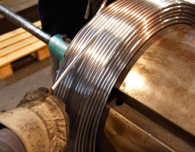 Other applications :: Lead wire - Amat Metalplast